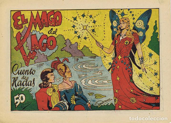 CUENTO DE HADAS Nº 7. MARCO (Tebeos y Comics - Marco - Otros)