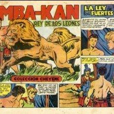Tebeos: COMIC ORIGINAL EDITORIAL MARCO SIMBA-KAN Nº21. Lote 128903971