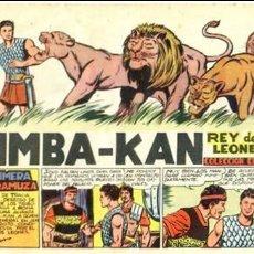 Tebeos: COMIC ORIGINAL EDITORIAL MARCO SIMBA-KAN Nº26. Lote 128904203