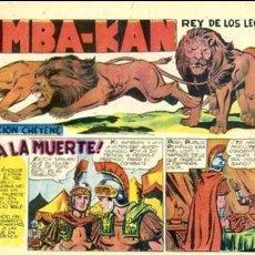 Tebeos: COMIC ORIGINAL EDITORIAL MARCO SIMBA-KAN Nº29. Lote 128904343