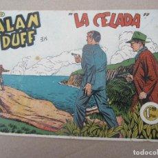 Tebeos: ALAN DUFF , N.19LA CELADA , MARCO. Lote 130541166