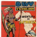 Tebeos: RIN-TIN-TIN DAVY Y SU FIEL ROY Nº 300 (MARCO 1967). Lote 131679674