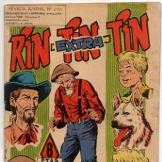 Tebeos: RIN-TIN-TIN EXTRA Nº 258 (MARCO 1966). Lote 131679822