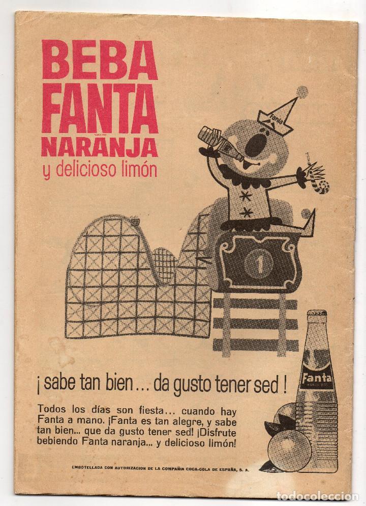 Tebeos: RIN-TIN-TIN EXTRA nº 258 (Marco 1966) - Foto 4 - 131679822