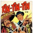 Tebeos: RIN-TIN-TIN Nº 190 (MARCO 1965). Lote 131680038