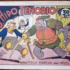 Tebeos: TEBEO HIPO MONITO Y FIFI D.HIPO TENORIO 1942. Lote 135916911