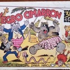 Tebeos: TEBEO HIPO MONITO Y FIFI NEGRO CIMARRÓN 1942. Lote 135917430