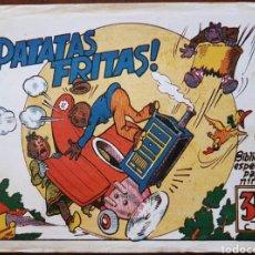 Tebeos: TEBEO HIPO MONITO Y FIFI PATATAS FRITAS 1942. Lote 136166673