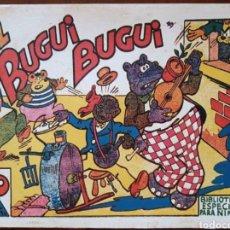 Tebeos: TEBEO HIPO MONITO Y FIFI EL BUGUI BUGUI 1942. Lote 136235461