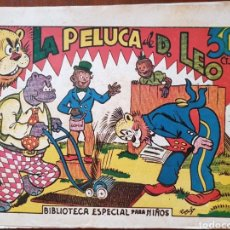 Tebeos: TEBEO HIPO MONITO Y FIFI LA PELUCA DE D.LEON 1942. Lote 136235538