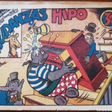 Tebeos: TEBEO HIPO MONITO Y FIFI MUDANZAS HIPO 1942. Lote 136235648