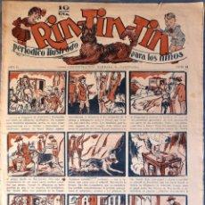Comics - Tebeo n°56 rin tin tin 1928 - 138732682