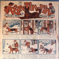 Tebeos: TEBEO N°26 RIN TIN TIN 1928. Lote 138755494
