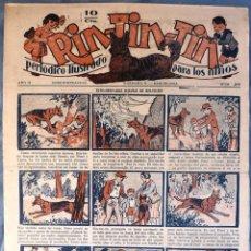 Tebeos: TEBEO N°29 RIN TIN TIN 1928. Lote 138758626