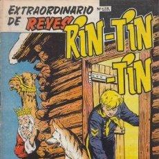 Tebeos: RIN TIN TIN- Nº 128 -EXTRAORDINARIO DE REYES-BEYLOC-DELMÁS-J. CASTILLO- DIFÍCIL-BUENO-1963-9621. Lote 138979584