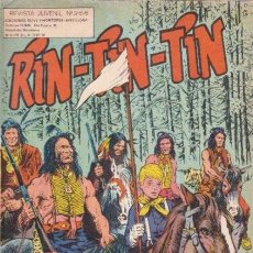 Tebeos: RIN TIN TIN- Nº 266 -TRATADO DE PAZ -GRAN J. ROSELLÓ-J. CASTILLO-MUY BUENO-DIFÍCIL-LEAN-1966-9641. Lote 139746953