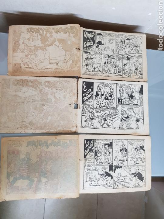 Tebeos: 3x COLECCION ACROBATICA INFANTIL Ed. MARCO 1942 - Foto 2 - 140724880