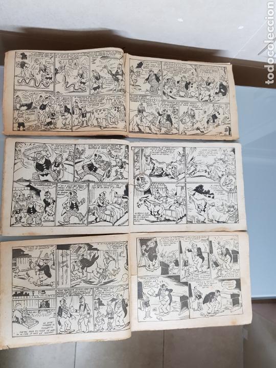 Tebeos: 3x COLECCION ACROBATICA INFANTIL Ed. MARCO 1942 - Foto 3 - 140724880