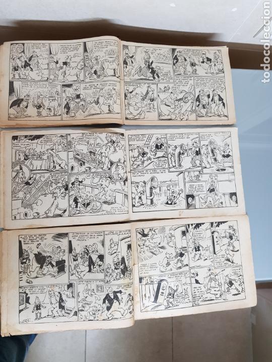 Tebeos: 3x COLECCION ACROBATICA INFANTIL Ed. MARCO 1942 - Foto 4 - 140724880
