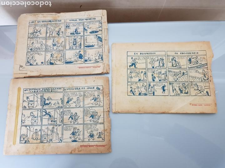 Tebeos: 3x COLECCION ACROBATICA INFANTIL Ed. MARCO 1942 - Foto 7 - 140724880