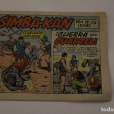 Tebeos: SIMBA-KAN Nº 44, EDITORIAL MARCO. Lote 142219482