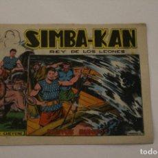 Tebeos - SIMBA-KAN Nº 40, EDITORIAL MARCO - 142219494