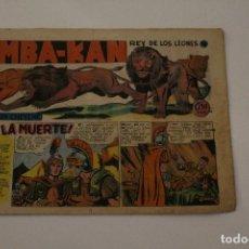 Tebeos - SIMBA-KAN Nº 29, EDITORIAL MARCO - 142219606