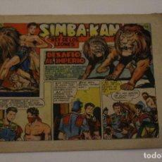 Tebeos - SIMBA-KAN Nº 19, EDITORIAL MARCO - 142219678
