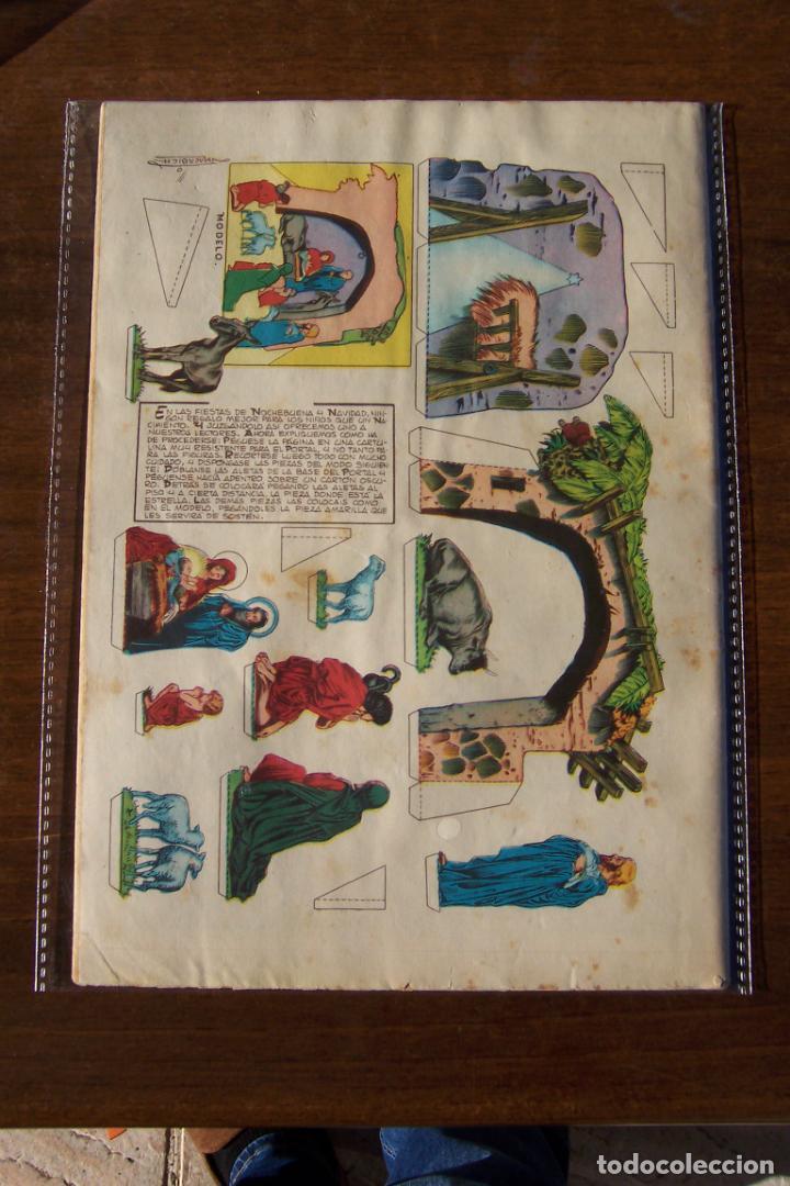 Tebeos: marco rin-tin-tin y davy y su fiel roy selección de 49 nº con varios extras y almanaque - Foto 38 - 34266084