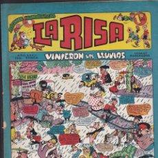 Tebeos: COMIC LA RISA 2ª EPOCA Nº 47 . Lote 144717618