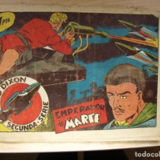 Tebeos: RED DIXON - SEGUNDA SERIE - NÚMERO 14 - ORIGINAL - MARCO. Lote 144789890