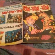 Tebeos: RIN-TIN-TIN. Nº 64 GUERRA EN EEL VALLE - EDITORIAL MARCO.. Lote 145472242