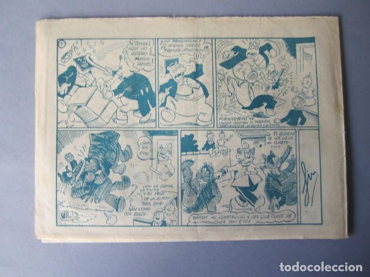 Tebeos: BIBLIOTECA ESPECIAL PARA NIÑOS (1942, MARCO) 86 · 1942 · BIBLIOTECA ESPECIAL PARA NIÑOS - Foto 2 - 145895486