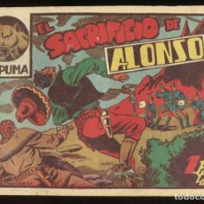 Tebeos: EL PUMA (1ª SERIE) - MARCO Nº 20. Lote 146069002