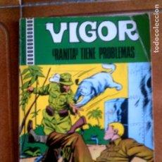 Tebeos: COMIC DE MARCO ,VIGOR NUMERO ,5 DE 1970 EN BLANCO Y NEGRO. Lote 146527638