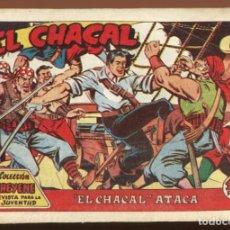 Tebeos: EL CHACAL - MARCO Nº 10. Lote 146551826