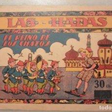 Tebeos: TEBEO COLECCION LAS HADAS EL REINO DE LOS CHATOS. ED MARCO. Lote 146657462