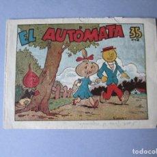 Tebeos: COLECCIÓN BIBLIOTECA INFANTIL - RABANITO - EL AUTOMATA 1942. Lote 146670182