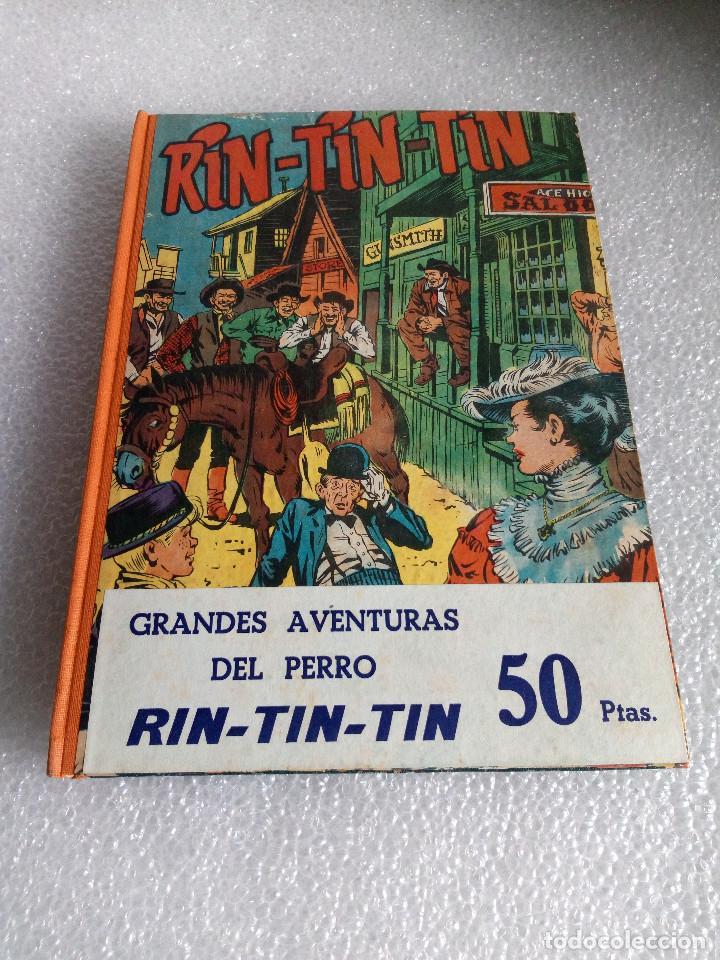 GRANDES AVENTURAS DEL PERRO RIN-TIN.TIN 1958 DEL NUM 70 AL NUM 84 RINTINTIN MUY BUEN ESTADO (Tebeos y Comics - Marco - Rin-Tin-Tin)