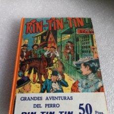 Tebeos: GRANDES AVENTURAS DEL PERRO RIN-TIN.TIN 1958 DEL NUM 70 AL NUM 84 RINTINTIN MUY BUEN ESTADO. Lote 147196854