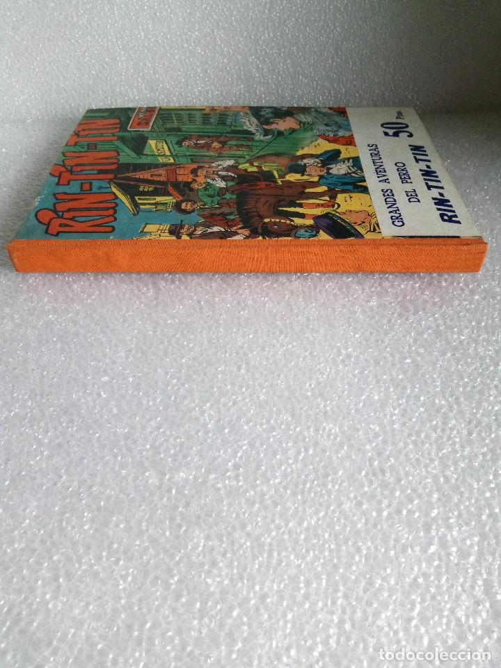 Tebeos: GRANDES AVENTURAS DEL PERRO RIN-TIN.TIN 1958 DEL NUM 70 AL NUM 84 rintintin muy buen estado - Foto 2 - 147196854