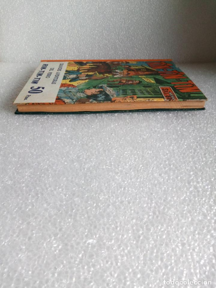 Tebeos: GRANDES AVENTURAS DEL PERRO RIN-TIN.TIN 1958 DEL NUM 70 AL NUM 84 rintintin muy buen estado - Foto 4 - 147196854