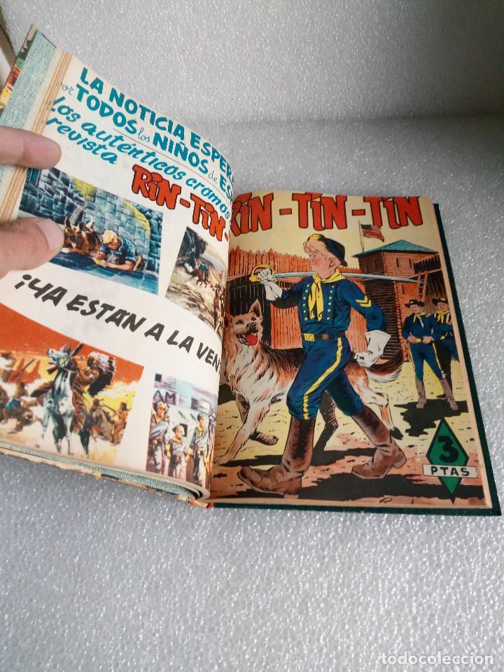 Tebeos: GRANDES AVENTURAS DEL PERRO RIN-TIN.TIN 1958 DEL NUM 70 AL NUM 84 rintintin muy buen estado - Foto 11 - 147196854