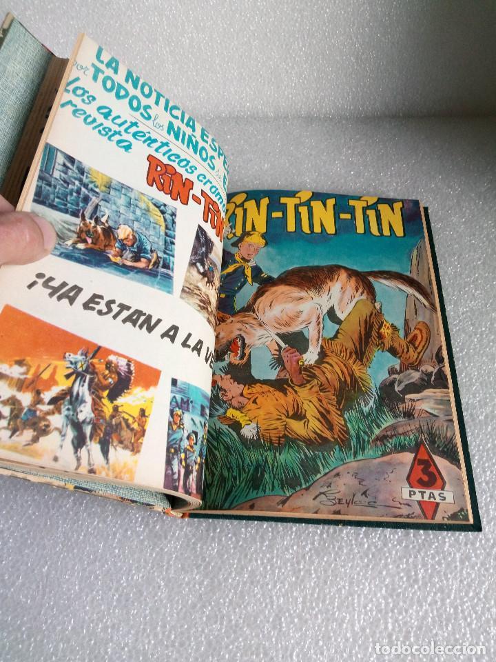 Tebeos: GRANDES AVENTURAS DEL PERRO RIN-TIN.TIN 1958 DEL NUM 70 AL NUM 84 rintintin muy buen estado - Foto 12 - 147196854