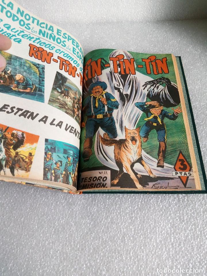 Tebeos: GRANDES AVENTURAS DEL PERRO RIN-TIN.TIN 1958 DEL NUM 70 AL NUM 84 rintintin muy buen estado - Foto 14 - 147196854
