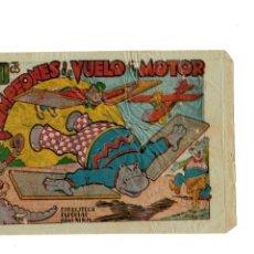 Tebeos: BIBLIOTECA ESPECIAL PARA NIÑOS -CAMPEONES DE VUELO SIN MOTOR- ORIGINAL,1942.. Lote 147538382