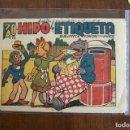 Tebeos: MARCO,- BIBLIOTECA ESPECIAL PARA NIÑOS Nº HIPO DE ETIQUETA. Lote 148215742
