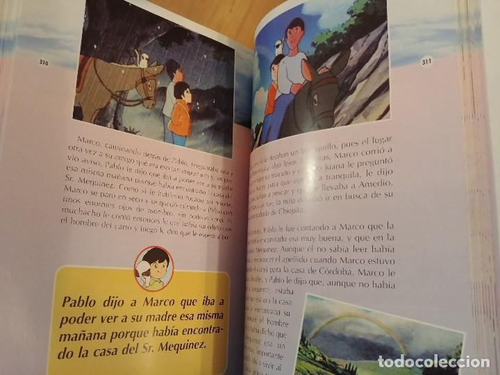 Tebeos: MARCO ed RBA colección completa 35 fasciculos encuadernada - Foto 4 - 149401434