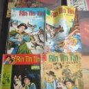 Tebeos: RIN TIN TIN EN FRANCÉS LOTE 4 COMICS 1966 1969 . Lote 149681370
