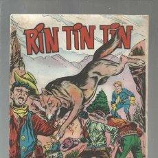 Tebeos: RIN-TIN-TIN 2, 1958, MARCO, BUEN ESTADO. Lote 150181606